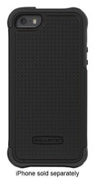 Ballistic - Tough Jacket Case for Apple® iPhone® 5 and 5s - Black