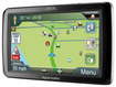 "Magellan - Roadmate RV 9365T-LMB 7"" GPS with Built-in Bluetooth and Lifetime Map and Traffic Updates - Black"