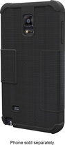 Urban Armor Gear - Folio Case For Samsung Galaxy Note 4 Cell Phones - Black ShopFest Money Saver