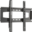 "Dynex - Fixed TV Wall Mount For Most 26""-40"" Flat-Panel TVs - Black"