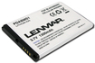 Lenmar - Lithium-Ion Battery for Select BlackBerry Mobile Phones - White