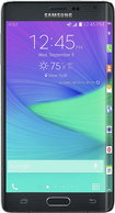 Samsung - Galaxy Note Edge Cell Phone - Charcoal Black (AT&T)