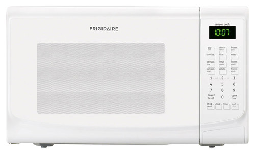 Frigidaire - 1.4 Cu. Ft. Mid-Size Microwave - White