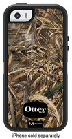 OtterBox - Defender Series Case for Apple® iPhone® 5 and 5s - MAX 5 BLAZE
