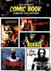 The Ultimate Comic Book 5-movie Collection [5 Discs] (dvd) 9879041