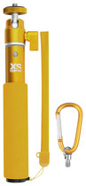 """XSORIES - U-Shot 19.3"""" Extension Pole - Gold"""