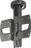 "Rocketfish™ - Under-Cabinet Mount For Most 13"" - 22"" Flat-Panel TVs - Black"