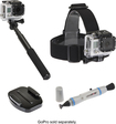 Sunpak - PlatinumPlus Action Camera Accessory Kit