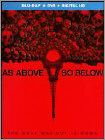 As Above, So Below (Blu-ray Disc) (2 Disc) (Ultraviolet Digital Copy) (Eng/Fre/Ger/Spa/Italian) 2014