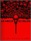 As Above, So Below (DVD) (Eng/Fre/Spa) 2014