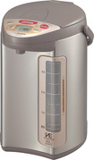 Zojirushi - VE Hybrid Water Boiler and Warmer - Stainless-Steel