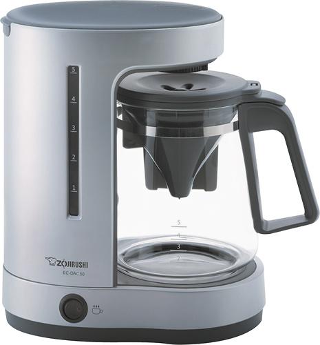 Zojirushi - Zutto 5-Cup Coffeemaker - Silver