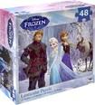 Cardinal - Disney Frozen 48-Piece Lenticular Puzzle - Blue