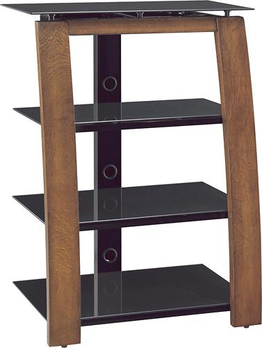 Whalen Furniture - Audio Tower - Cherry
