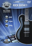 Alfred - Play Series Rock Guitar 1 Instructional DVD
