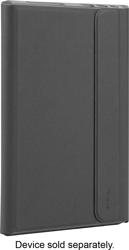 Targus - Folio Wrap Case for Microsoft Surface Pro 3 - Stone Gray