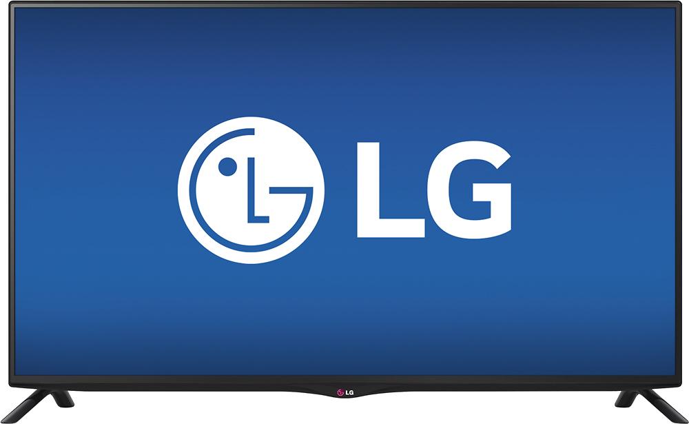 """LG - 40"""" Class (39.5"""" Diag.) - LED - 2160p - Smart - 4K Ultra HD TV - Black"""