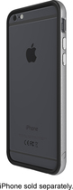 ZAGG - Orbit Hard Shell Case for Apple® iPhone® 6 Plus - Gray