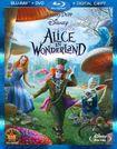 Alice In Wonderland [3 Discs] [includes Digital Copy] [blu-ray/dvd] 9896709
