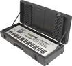 SKB - Case for Most 61-Key Keyboards - Black