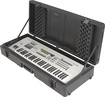 SKB - Case for Most 61-Key Keyboards - Black