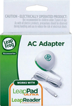 LeapFrog - AC Adapter for LeapFrog LeapReader and LeapPad Ultra - White