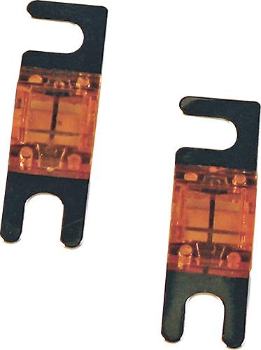 Kicker - AFS Fuse (2-Pack) - Black/Orange