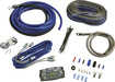 Kicker - Z-Series 2-Channel Amplifier Installation Kit