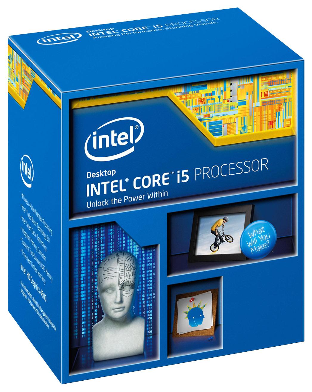 Intel® - Core™ i5-4590 3.3GHz Processor - Multi