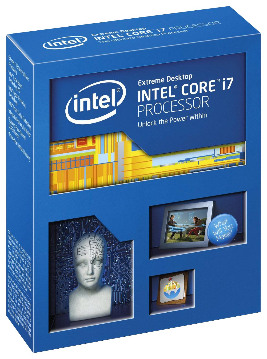 Intel® - Core™ i7-5930K 3.5GHz Processor - Multi