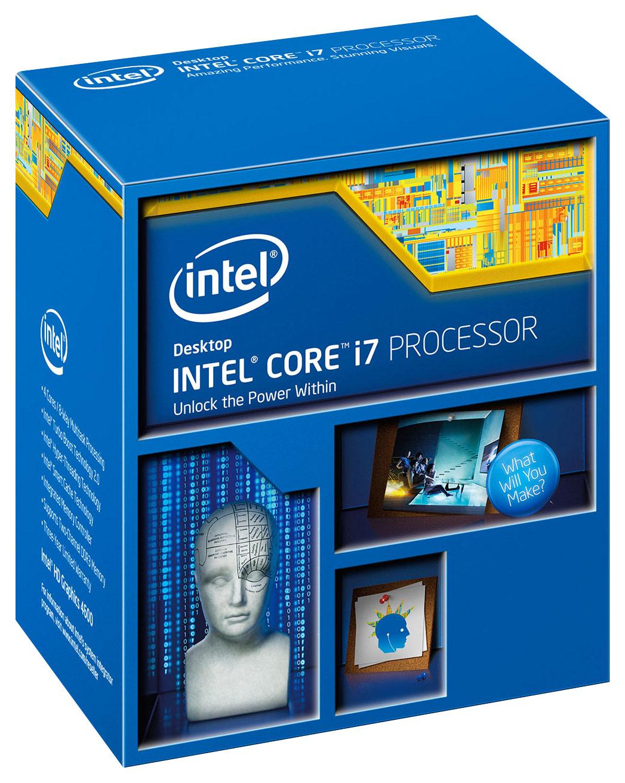 Intel® - Core™ i7-4790 3.6GHz Processor - Multi