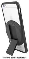 ZeroChroma - VarioEdge FluxStand Bumper Case for Apple® iPhone® 6 - Black