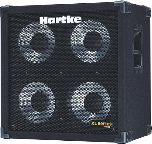 Hartke - 400W RMS Bass Speaker Cabinet - Black