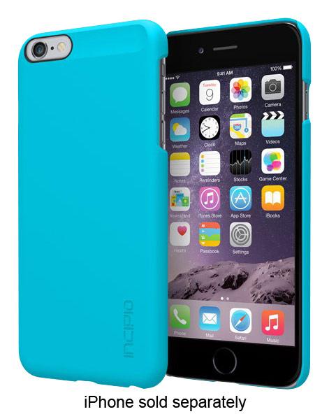Incipio - feather Case for Apple iPhone 6 Plus - Light Blue