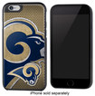 Team ProMark - NFL St. Louis Rams Rugged Case for Apple® iPhone® 6 - Black/Blue/White/Yellow