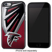 Team ProMark - NFL Atlanta Falcons Rugged Case for Apple® iPhone® 6 - Black/Red
