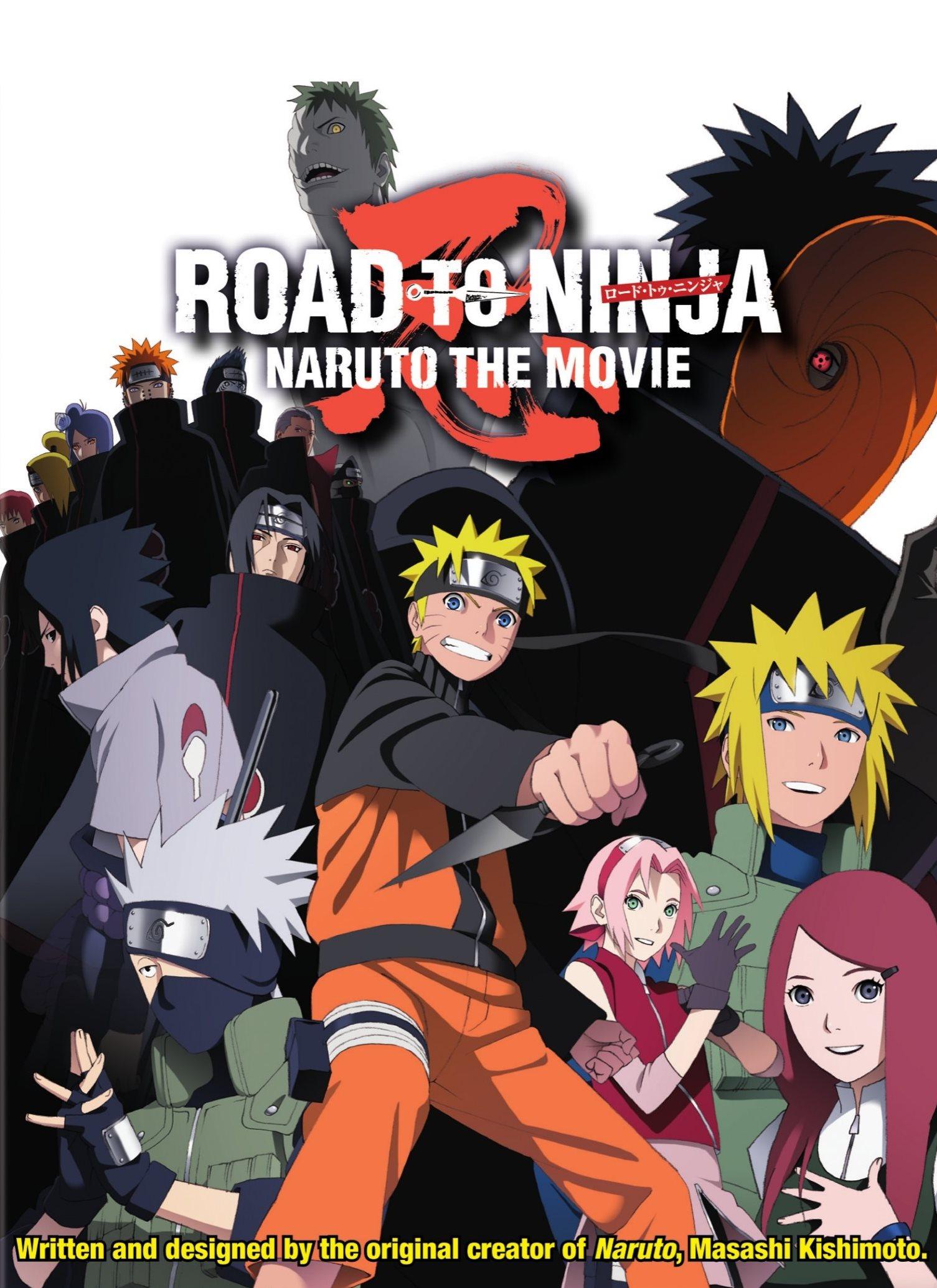 Road To Ninja: Naruto The Movie [blu-ray] 9912042