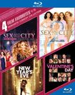 Romantic Comedy Collection: 4 Film Favorites [4 Discs] [blu-ray] 9912102