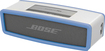 Bose® - SoundLink® Mini Bluetooth Speaker Soft Cover - Blue