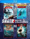 Shark 4 Movie Collection [4 Discs] [blu-ray] 9913129