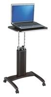 Pro-Line II - Adjustable Laptop Stand - Espresso / Chrome