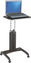 Pro-Line II - Adjustable Laptop Stand - Espresso