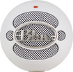 Blue Microphones - Snowball USB Condenser Microphone - White