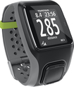 TomTom - Multi-Sport GPS Watch with Heart Rate Monitor - Dark Gray
