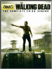 Walking Dead: The Complete Third Season [5 Discs] [DVD/Blu-ray] (DVD) (Eng/Fre)