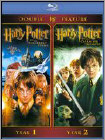 Harry Potter and the Sorcerer's Stone/Harry Potter and the Chamber of Secrets [Blu-ray (Blu-ray Disc)