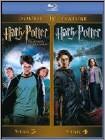 Harry Potter and the Prisoner of Azkaban/Harry Potter and the Goblet of Fire [Blu-ray] (Blu-ray Disc) (2 Disc)