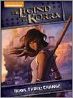 Legend Of Korra: Book Three - Change (DVD) (2 Disc)