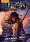 The Legend Of Korra: Book Three - Change (dvd) 9925333
