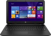 "HP - 15.6"" Laptop - AMD E1-Series - 4GB Memory - 500GB Hard Drive - Black"